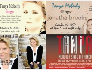 Tanya Moberly Sings