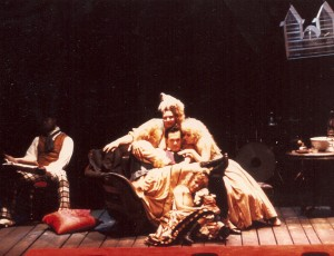 """As Vixen,  """"The Threepenny Opera"""""""