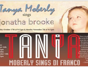 Tanya Moberly Sings  Jonatha Brooke / Di Franco