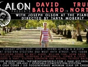 Salon Presents David Ballard in True North