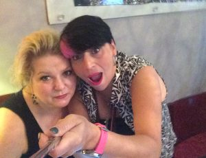 Tanya Moberly & Fran Leonardis
