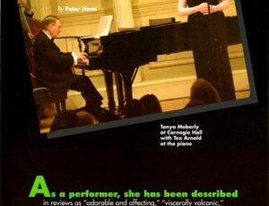 Cabaret Scenes Cover Story