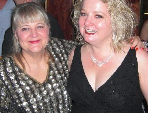 Debbi Whiting & Tanya Moberly