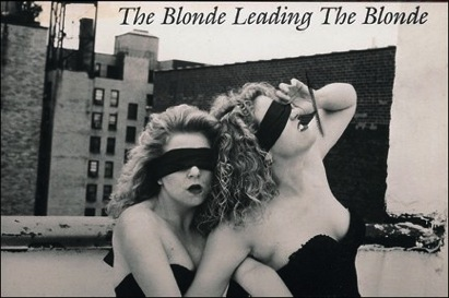 Blonde Leading the Blonde