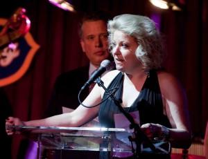 2012 MAC Award Acceptance