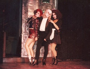 "As Columbia, ""Rocky Horror Picture Show"