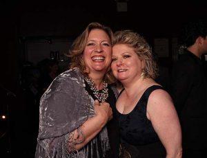 Carolyn Montgomery-Forant & Tanya Moberly