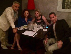 Sean Harkness, Kathleen France, Tanya Moberly & Ian Herman